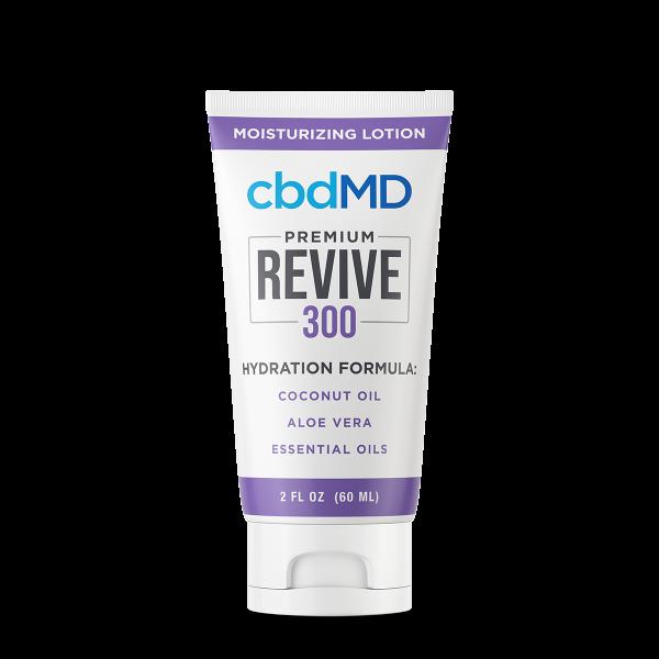CBDMD Revive Moisturizing CBD Lotion