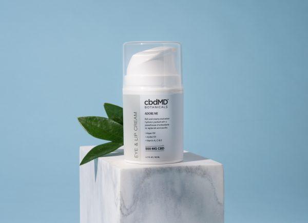 CBD Eye and Lip Cream 1.7 OZ AIRLESS PUMP - 500 MG