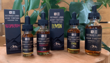 extract labs tinctures