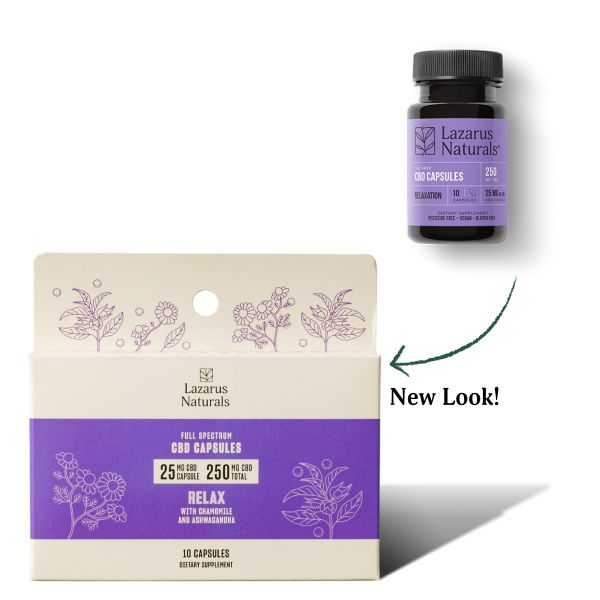 relaxcapsules 10ct