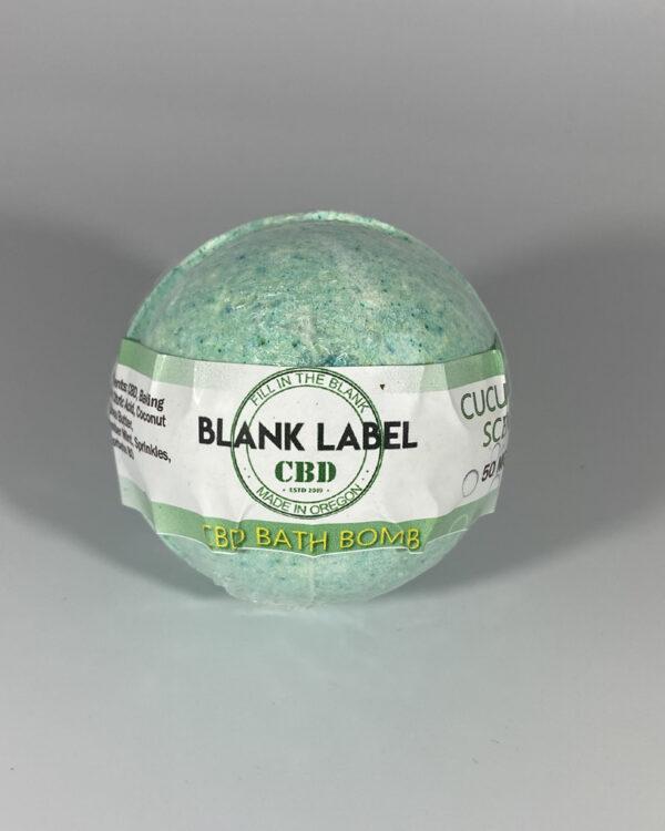 50mg CBD 5oz Bath Bombs