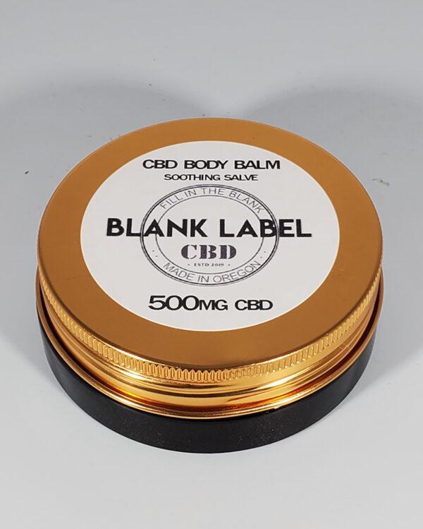 500mg CBD Body Balm Soothing Salve