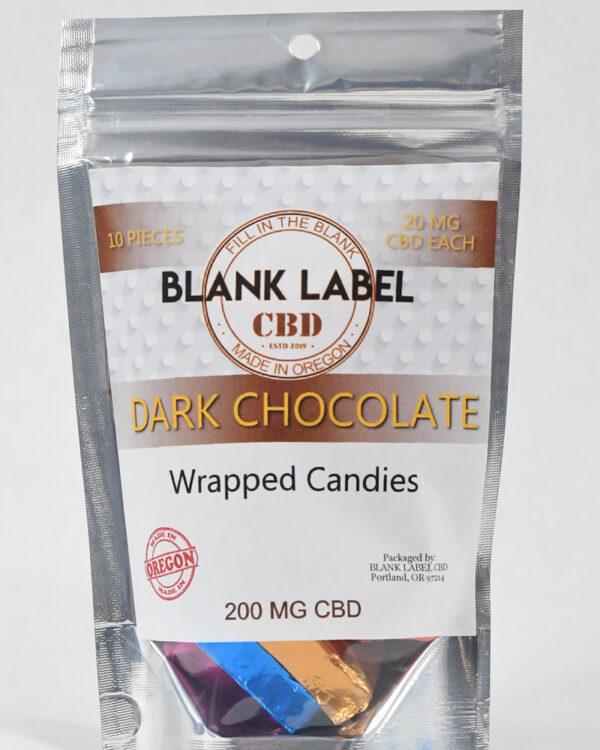 CBD Dark Chocolates