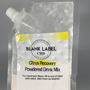 CBD DRINK MIX CITRUS RECOVERY 25MG