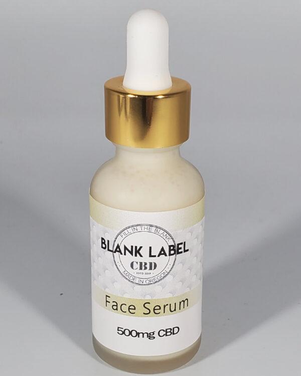 500mg CBD Face Serum