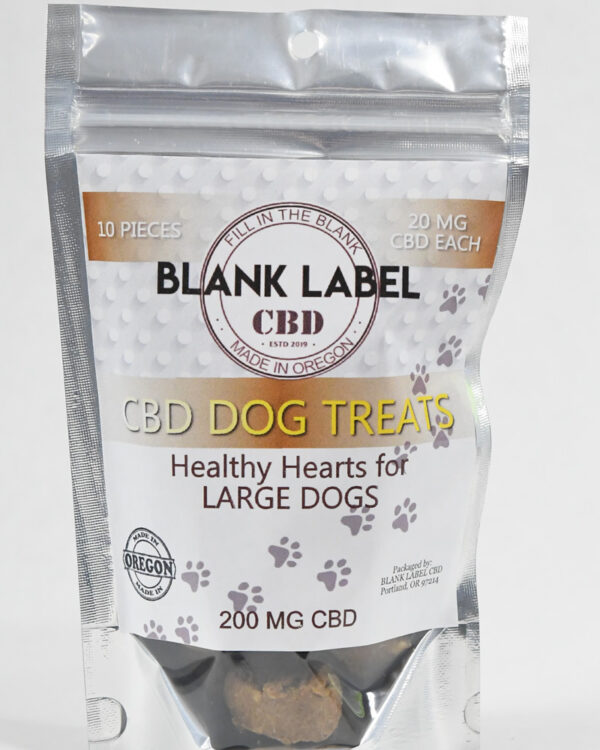 HEALTHY HEART LARGE DOG TREAT (ISOLATE) CHOOSE SIZE